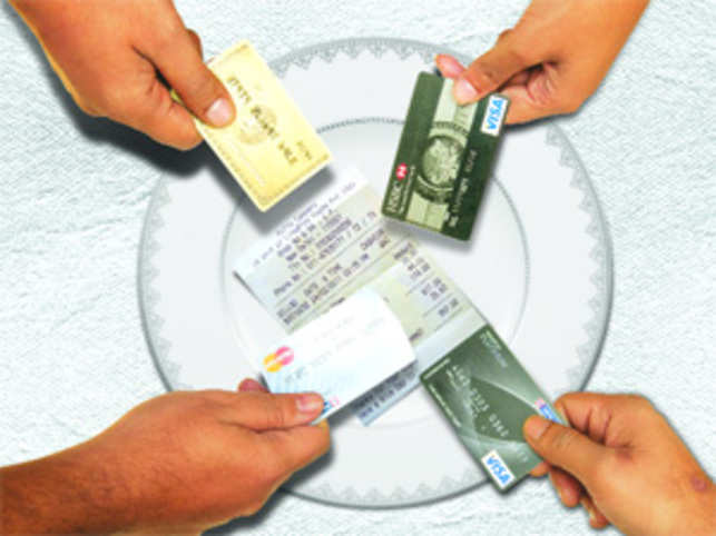 The rules of going dutch while splitting the bill