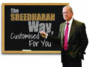 Lessons from metro chief E Sreedharan's life for CEOs, managers & policymakers