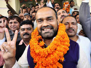 Sabir Ali takes oath in Rajya Sabha as JD-U member - The Economic Times