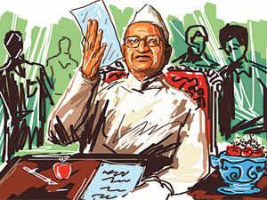 Anna Hazare: A Gandhian or an un-Gandhian