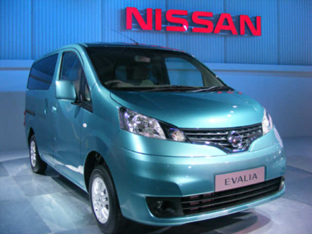 To Be Launched In The Middle Of 2012 Nissan Unveils 7 Seater