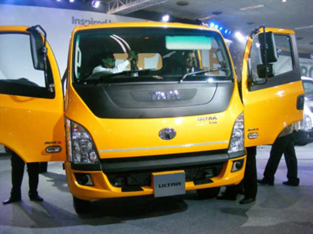 Tata ultra lcv icv range commercial vehicles from tata for Tata motors commercial vehicles