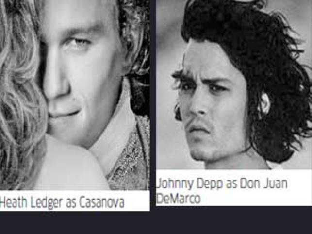 Cocktail conversations: Casanova Vs Don Juan