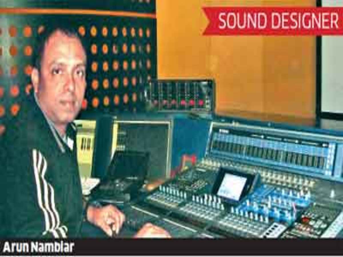 What do sound designers do in the film industry? - The
