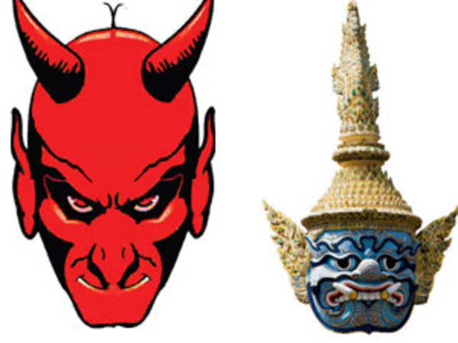 Cocktail conversations: Devil vs Demon - The Economic Times