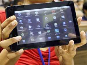 22 crore Aakash tablets required to merge education with information technology: Govt