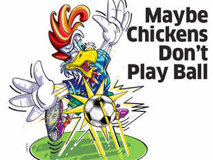 Venky's and Rovers: Maybe Chickens Don't Play Ball
