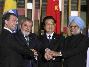 EU crisis shows that BRICS economies are the drivers of incremental world output