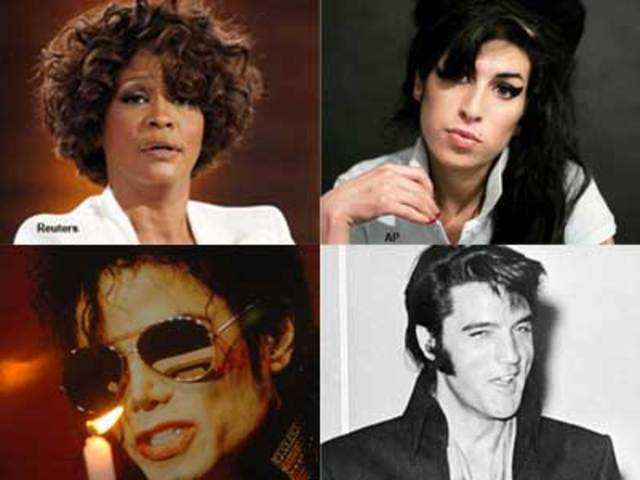 Popular singers & performers who died an early death