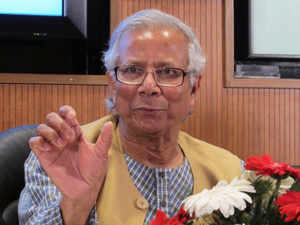 Muhammad Yunus, IIM-A set to float Rs 50 crore fund to seed social business