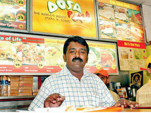 Dosa Plaza: How Prem Ganapathy built Rs 30 crore empire with seed capital of just Rs 1000