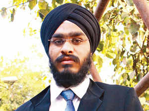 <b>Jaspal Singh</b>  <br><br>  I&rsquo;m a 20-year-old student from Shivaji College, Delhi.  <br><br>  I want to save Rs 5 lakh in 2 years to fund an MBA degree.
