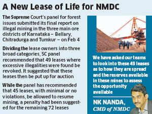 Illegal Mining: NMDC eyes opportunity in Karnataka's 'illegal' ore mines