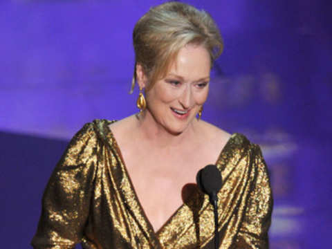 Oscars: Meryl Streep bags the 'Best Actress' Award