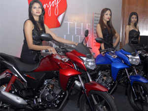 With TVS behind it, Honda looks to wrest No. 2 spot in two-wheelers from Bajaj
