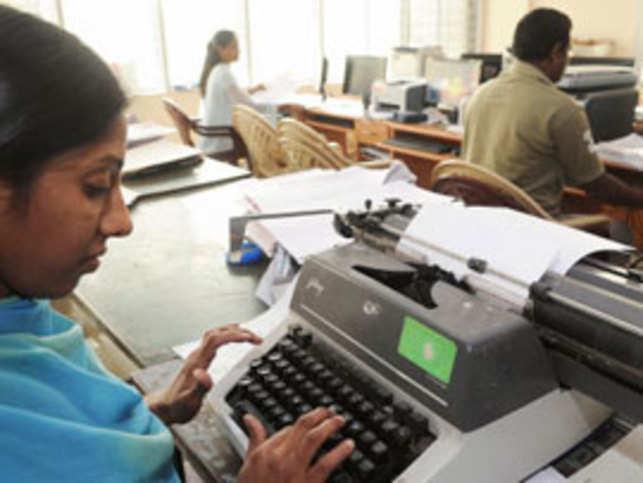 History Of Typewriters In India Mk Gandhis Love-Hate -4046