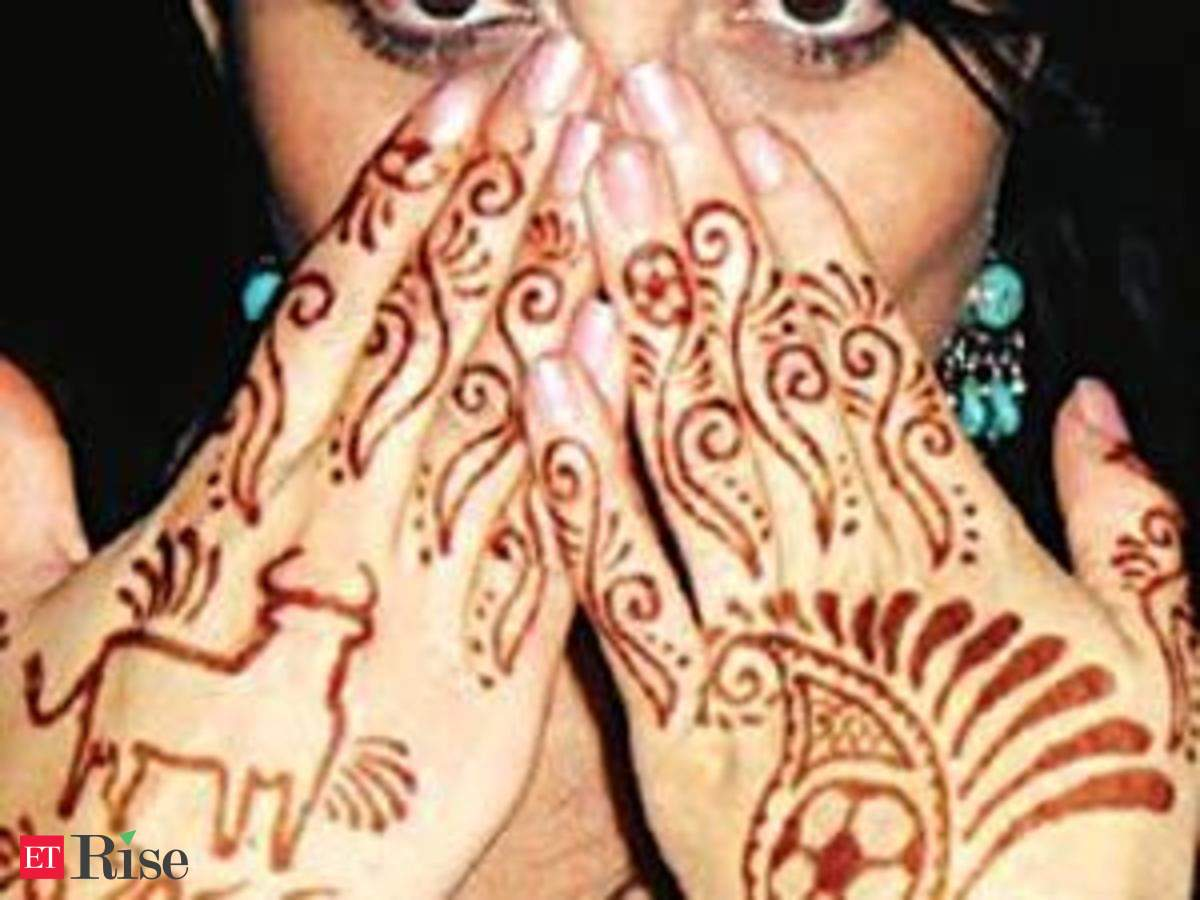 Faridabad S Henna Industry Dying Due To Stiff Competition From Other