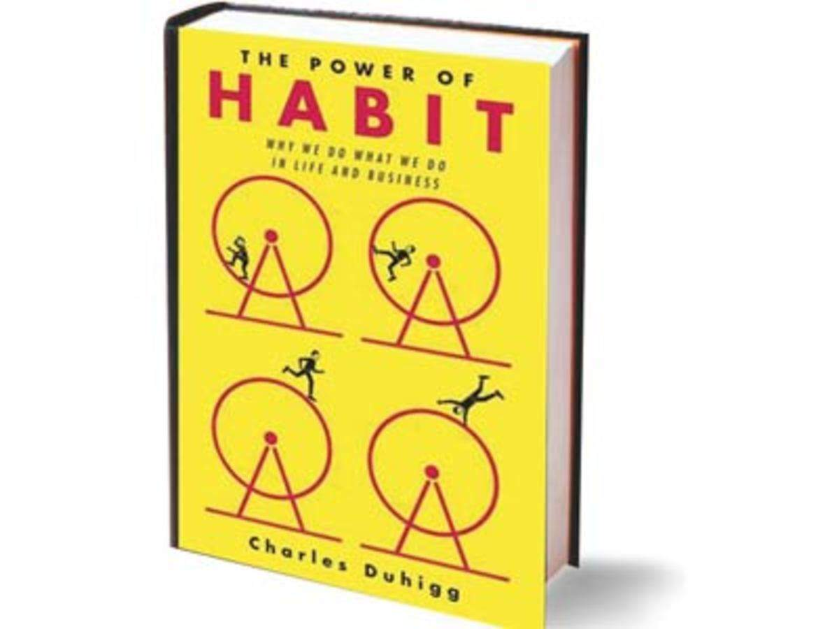 Book Review: The Power of Habit: Why we do what we do in life and business