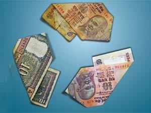 What should you do with soiled bank notes