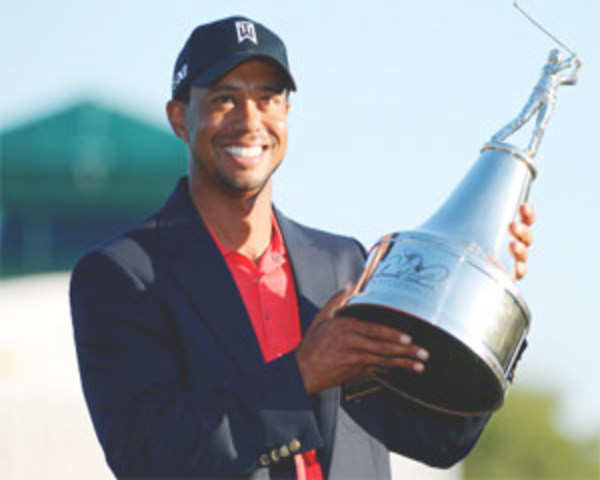 Golf: Tiger Woods wins Arnold Palmer Invitational - The Economic Times Video | ET Now