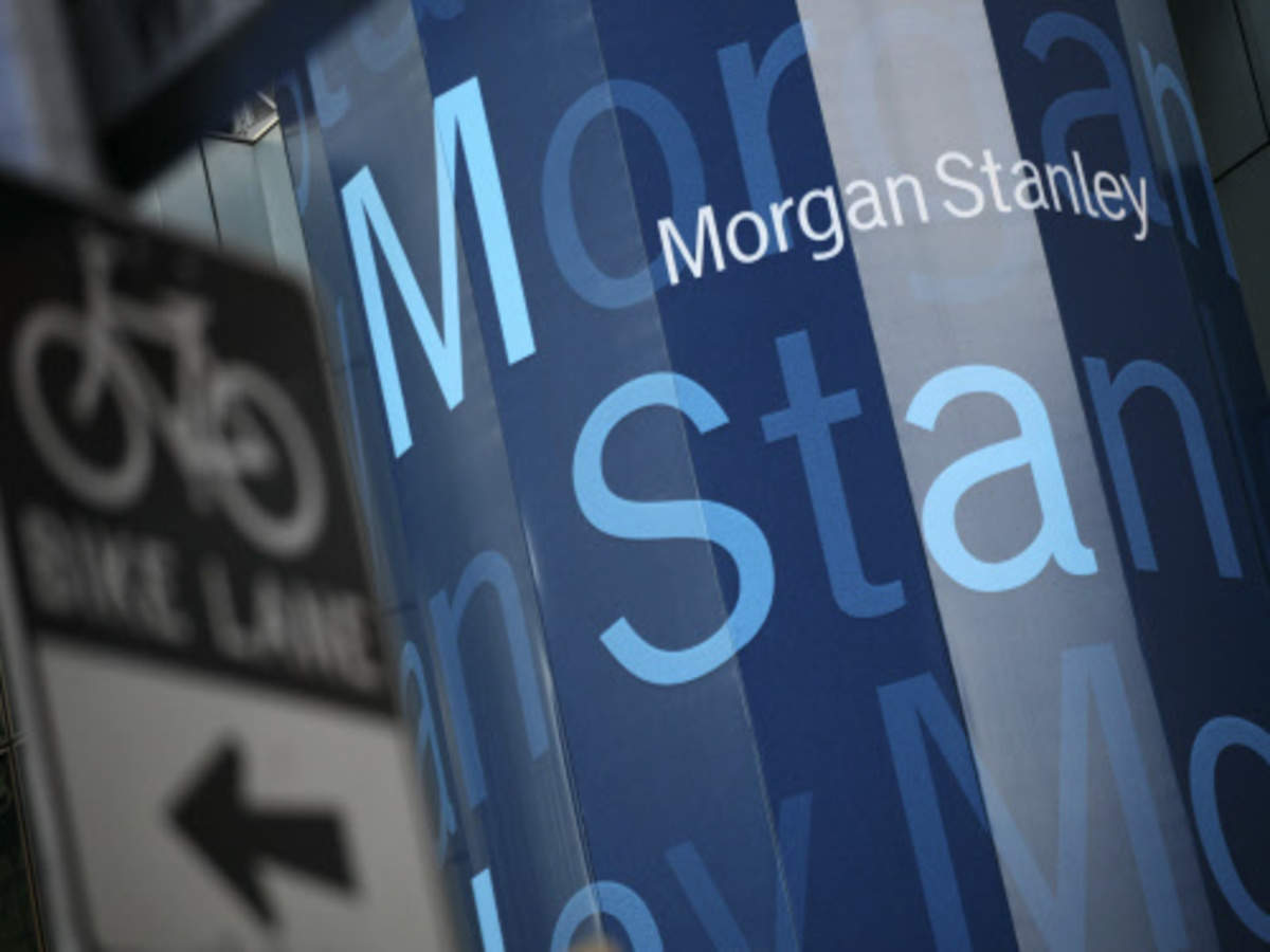 Morgan Stanley: Brokerages pay 18% less advance tax