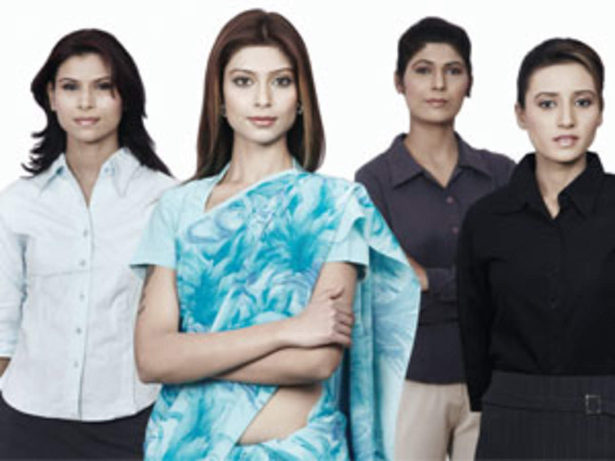 2af4515b24 From salwar suits to business suits  Women s office wear has finally evolved  in India - The Economic Times