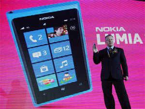 a27ddfd52e8 Nokia bets big on enterprise segment with  Lumia  - The Economic Times