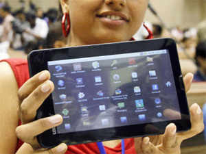 Aakash tablet's modified version to be launched in May