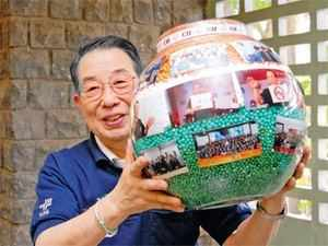 Japanese Professor Shoji Shiba helping India Inc breakthrough