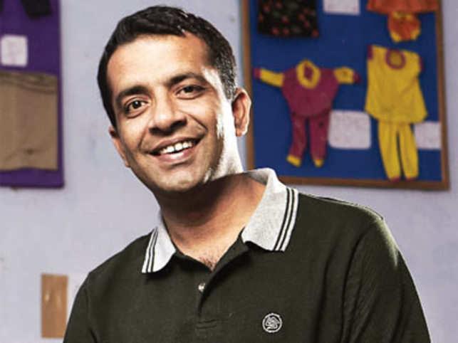 Anshu Gupta: Bridging urban India's underutilised resources and rural India's unaddressed needs