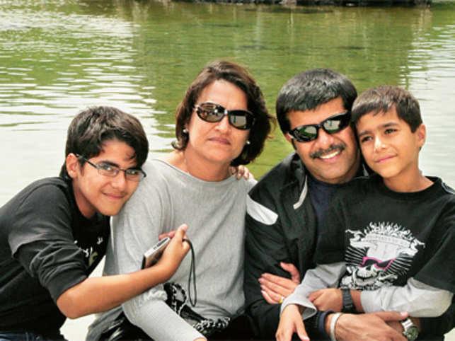 The real travel freak: Rajesh Janey President, EMC India & SAARC