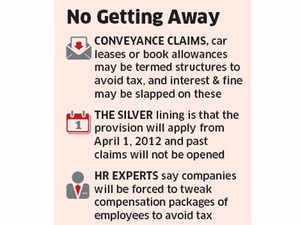 Salary structures may face GAAR heat too