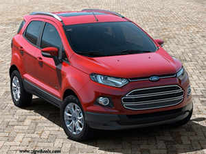 Ford EcoSport production model unveiled in Beijing
