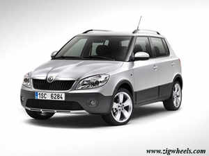 Skoda Fabia Scout variant launched