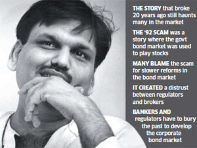 harshad mehta scam The names of harshad mehta and ketan parekh will live on in memory not only because of the havoc they wreaked on investor wealth, but because they revealed gaping holes in india's financial systems in the second part of the special series sebi@ 25, cnbc-tv18's ashmit kumar reveals details how the.