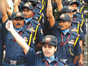 Security agencies increasing in Hubli-Dharwad as demand for private security guard rise