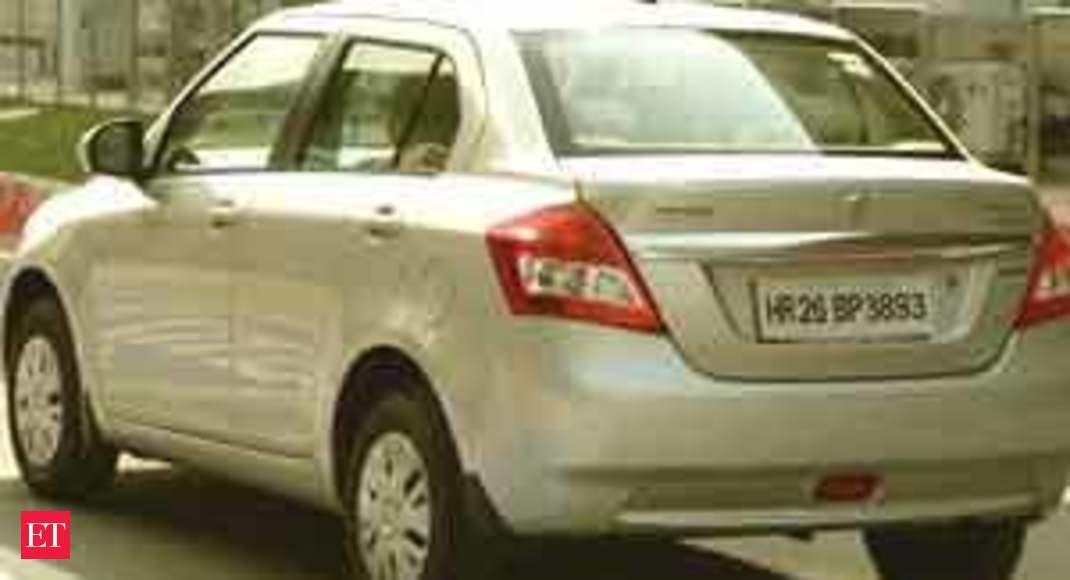 Maruti Hikes Price Of Swift Dzire Diesel By 2 5 The Economic