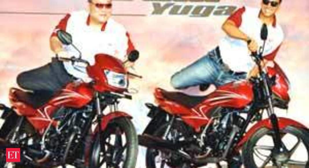 Honda Launches Its First Mass Segment Bike Dream Yuga The Economic Times Video Et Now