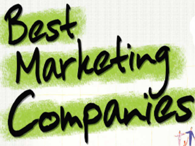 India's best marketing companies: List of top 25 - The Economic Times