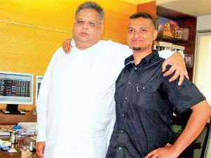 How parody blog 'The Secret Journal of Rakesh Jhunjhunwala' writer Aditya Magal impressed Rakesh Jhunjhunwala