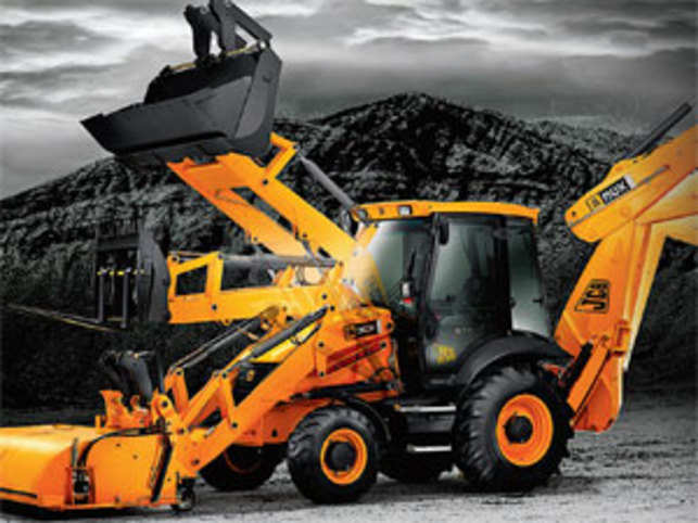 How equipment manufacturer JCB India's local vendors went global