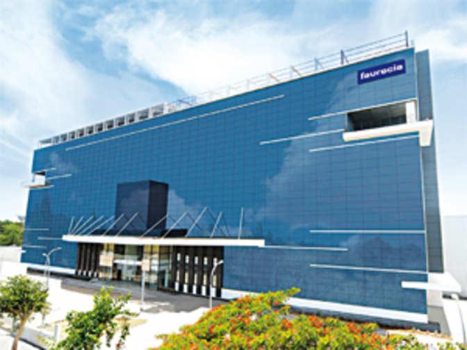 Faurecia interior systems french co invests rs 110 crore in pimpri unit the economic times - Faurecia interior systems ...