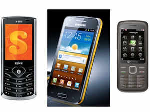 Phones That Double As Projectors Samsung Galaxy Beam Micromax X40 Spice M9000 Popkorn
