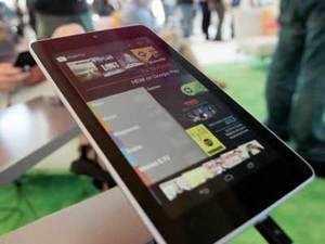 Google Nexus 7 undercuts iPad by a huge margin