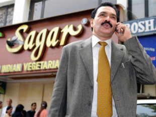 Sagar Ratna's Jayaram Banan to launch north Indian vegetarian restaurants