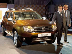 Renault Duster launched in Kerala market; carmaker plans to sell 30,000 cars this year