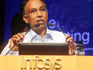 Infosys Q1 FY13 results: No wage hike for now, says SD Shibulal