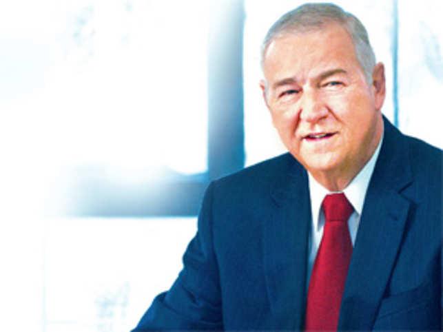 Jim Goodnight, CEO, SAS Institute