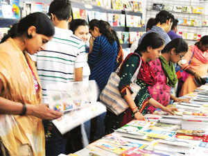 Indian author book sales in health & management categories steadily growing