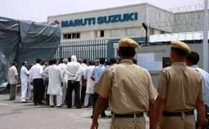 Maruti's woes at Manesar are piling up with the Haryana asking the company to pay Rs 235 crore to HSIIDC as enhanced compensation to farmers for land acquisition.